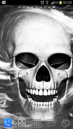 Skulls Live Wallpaper Android