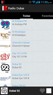 Dubai Radio - náhled