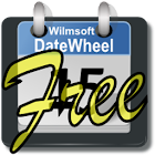 Android Date Wheel icon