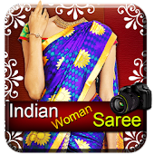 Indian Women Saree Photo Shoot
