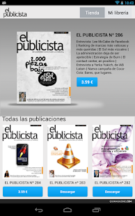 Revista El Publicista- screenshot thumbnail