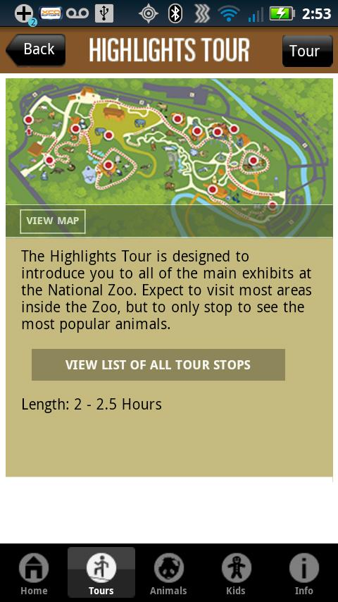 Smithsonian's National Zoo - screenshot