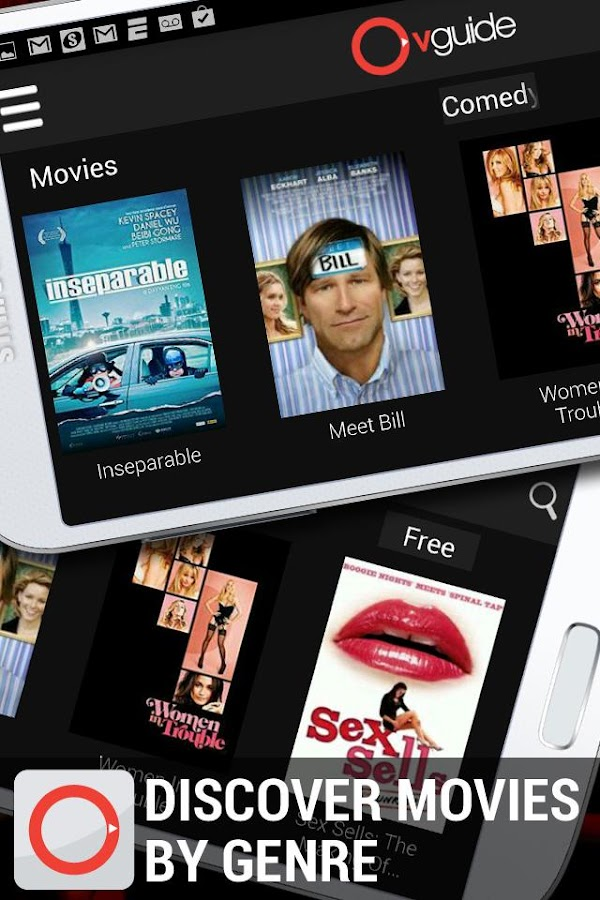 OVGuide - Free Movies & TV- screenshot