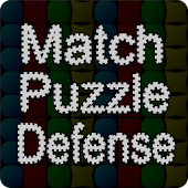 Match Puzzle Defense