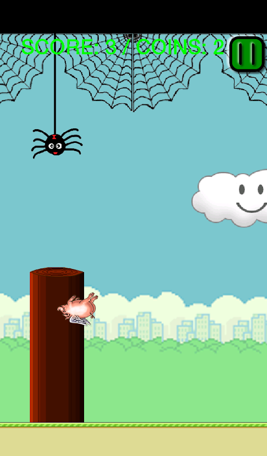 WHEN PIGS FLY- screenshot