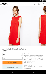 ASOS - screenshot thumbnail