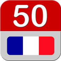 French 50 languages 9.5