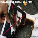 Whack A Dic-ta-tor: Syria logo