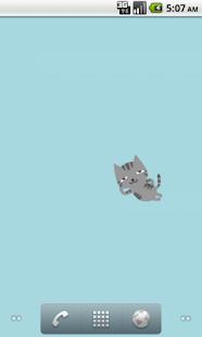 "walking Cat ""Dora""- screenshot thumbnail"