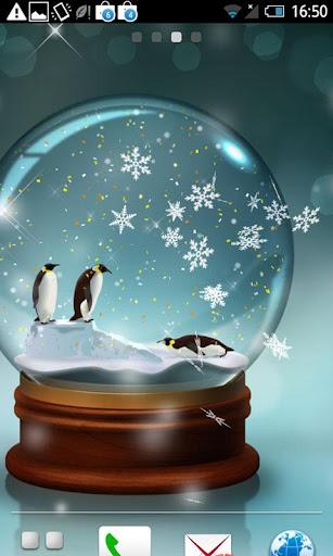 Snowy Globe