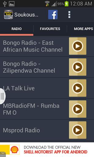 Soukous Radio