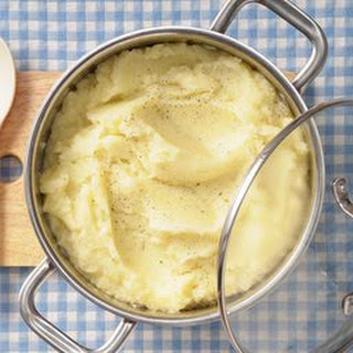 Easy Fluffy Mashed Potatoes