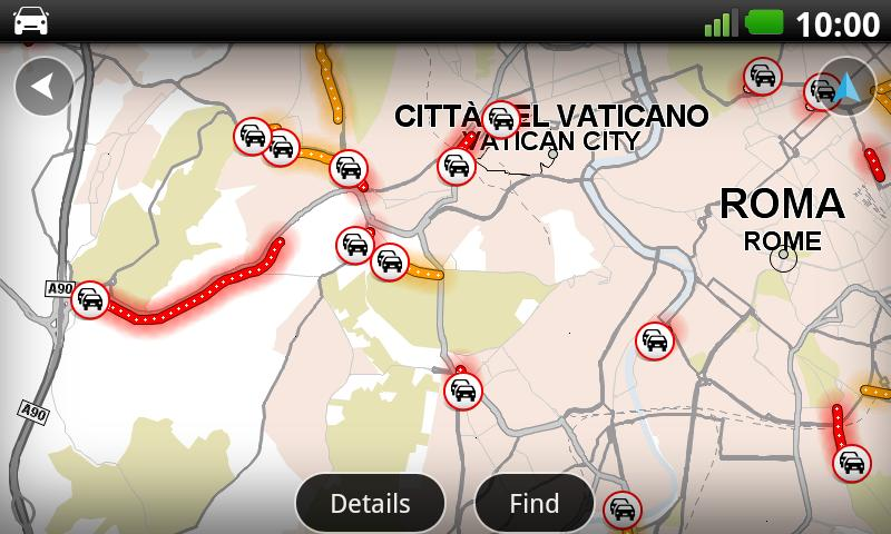TomTom Italia - screenshot