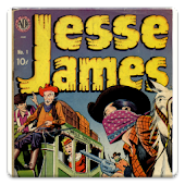 Jesse James Comic Book #1