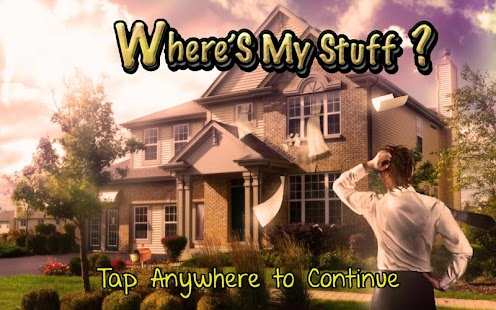 Where's My Stuff? *Free*- screenshot thumbnail