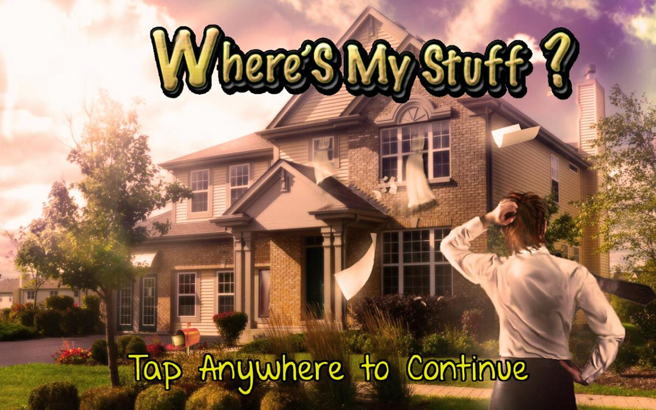 Where's My Stuff? *Free*- screenshot