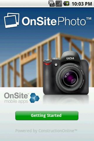 OnSite Photo - screenshot