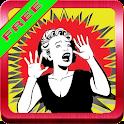 Pranks Scream Sounds Jokes icon