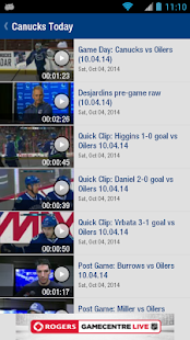 Vancouver Canucks - screenshot thumbnail