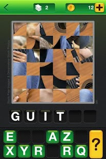 Puzzle Words - What's the Word- screenshot thumbnail