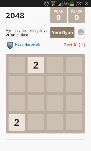 2048 Türk Yıldızları