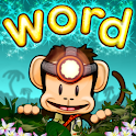 Monkey Word School Adventure icon