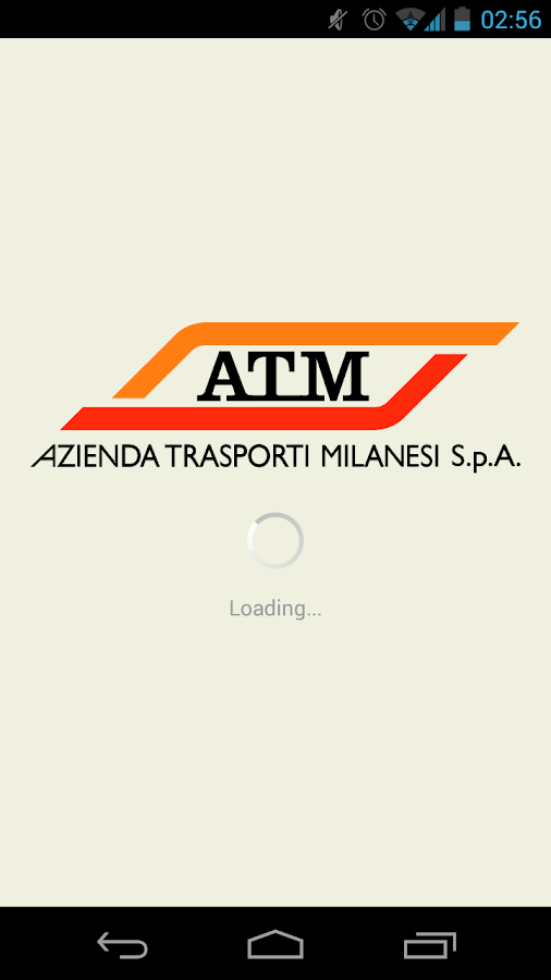 ATM Milano Official App- screenshot
