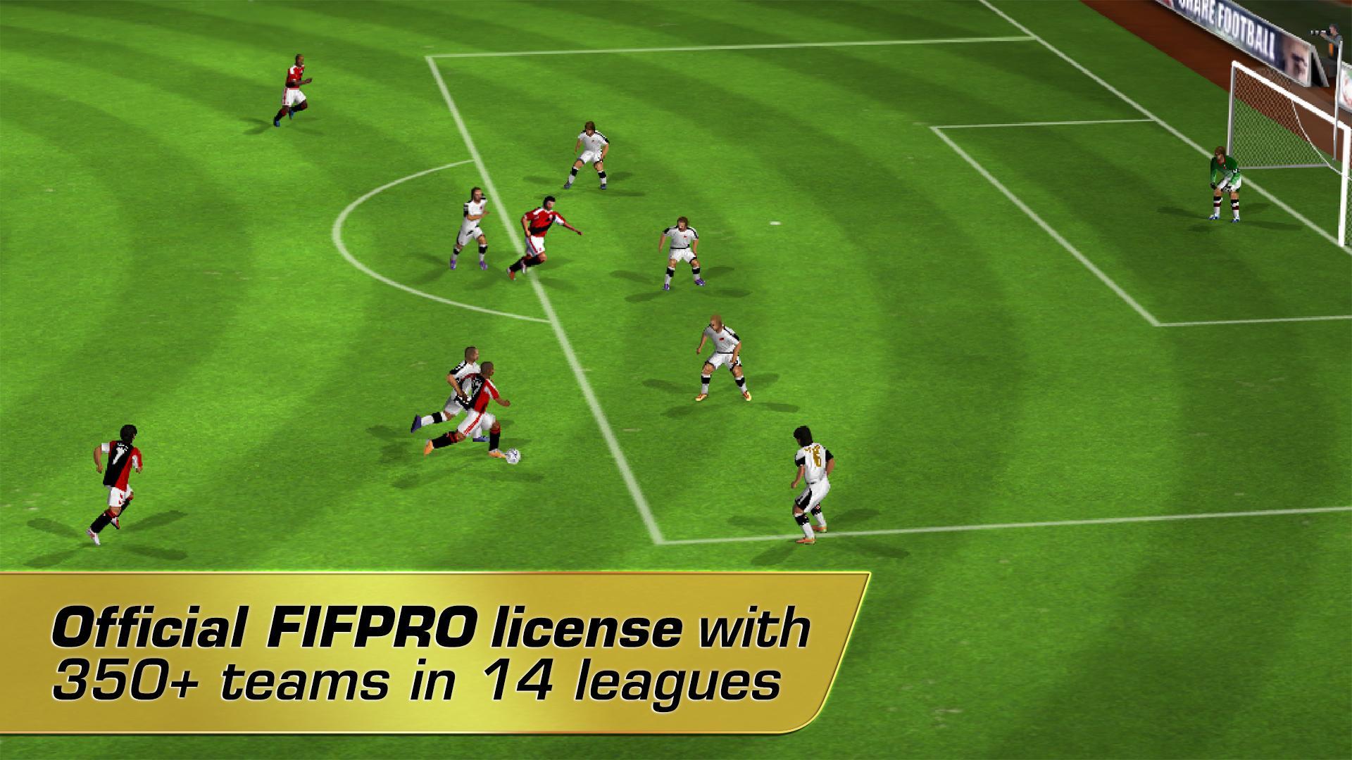Real Soccer 2012 screenshot #15