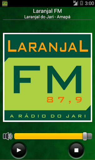 Laranjal FM - A radio do Jari