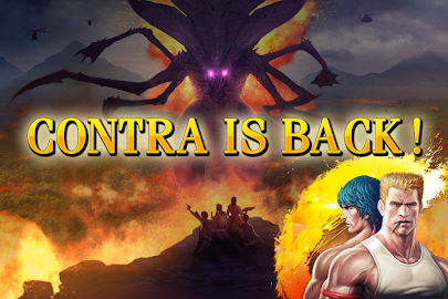 CONTRA: EVOLUTION Screenshot 1