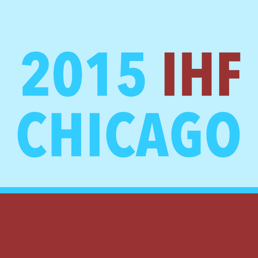 IHF 2015 Chicago LOGO-APP點子
