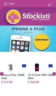 Gli Stockisti - #superprezzi - screenshot thumbnail