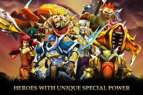 Legendary Heroes - screenshot thumbnail