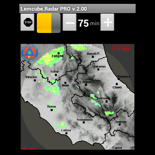 Meteo Radar Pro - screenshot