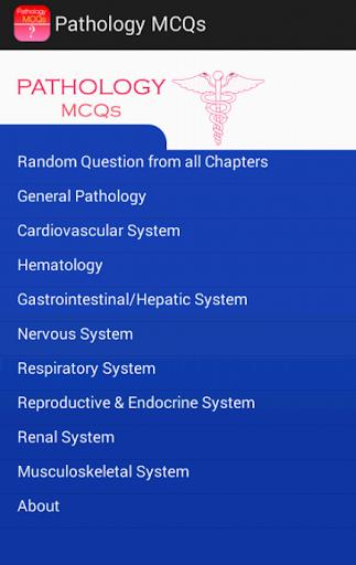 Pathology MCQs Quiz