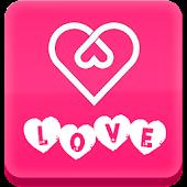 Love Symbol - Love Text Art