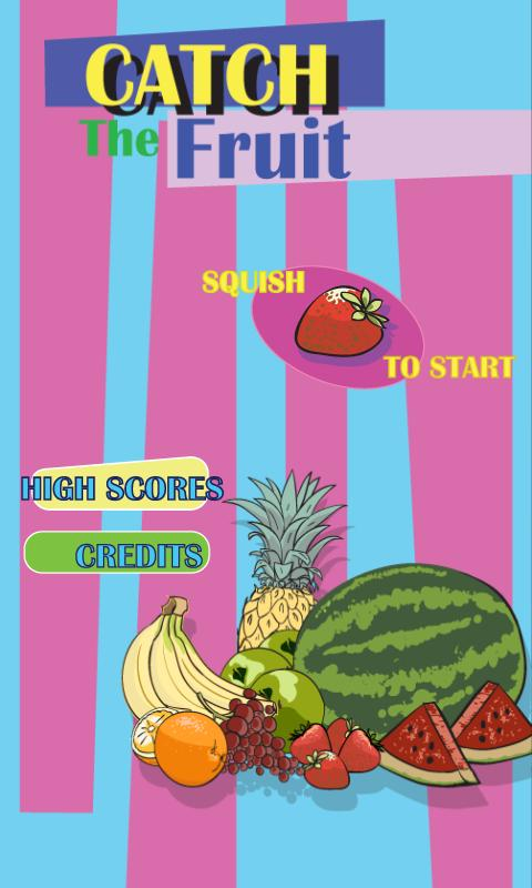 Catch The Fruit - screenshot
