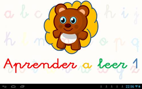 Aprender a Leer 1