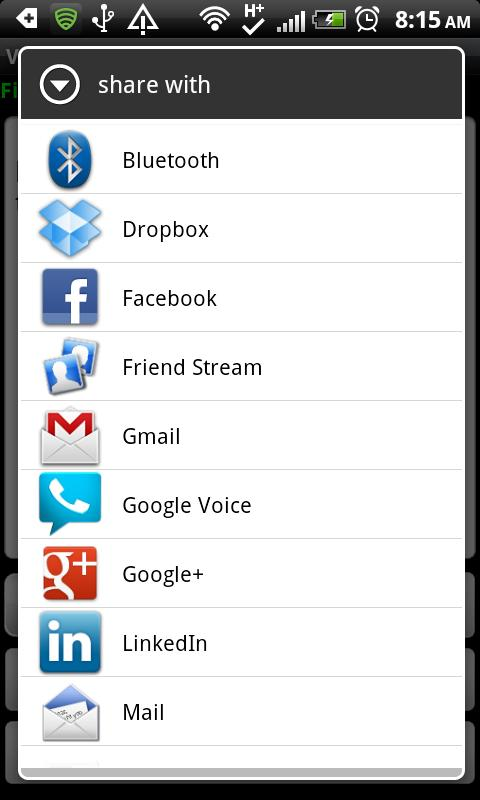 Voice To Text for Multi-Apps- screenshot