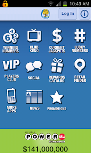 Michigan Lottery Mobile - screenshot thumbnail