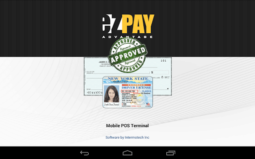 EzPay Advantage Mobile POS