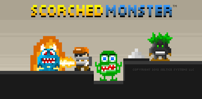 Scorched Monster v1.2.2 apk