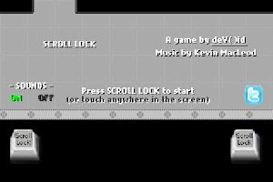 Screenshot of Scroll Lock