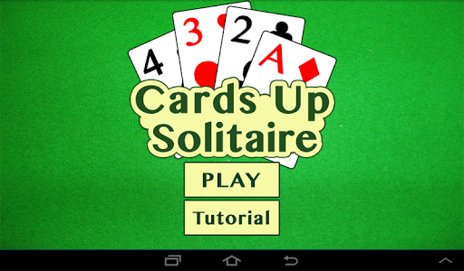 Cards Up Solitaire