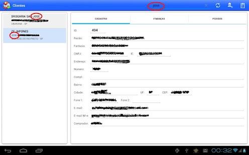 RacFV - Força de vendas - screenshot thumbnail