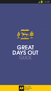 2013 AA Days Out Guide - screenshot thumbnail