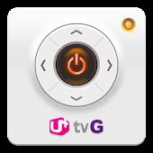 U+ tv G 터치 리모콘