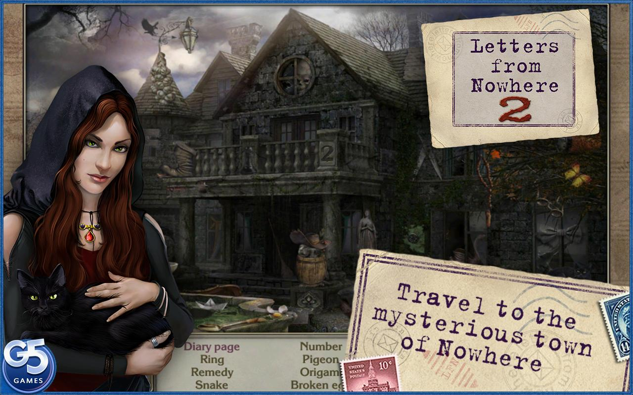 Letters from Nowhere 2 - screenshot