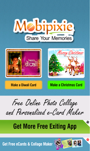 Free Diwali Christmas Greeting