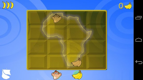 Monkey Match Free! - screenshot thumbnail